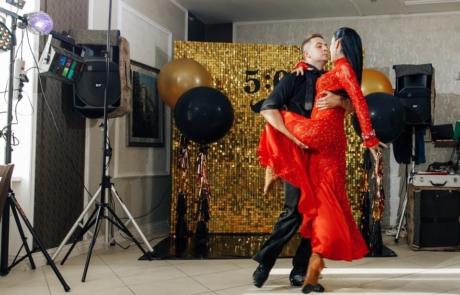 """Танцевальное шоу от студии танца """"Виктория"""""""